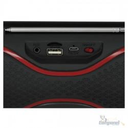 Caixa De Som Portátil Bluetooth Fm Usb Max-39 20w - Maxmidia